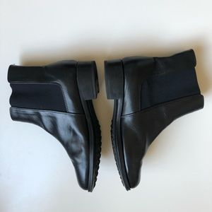 Tod's Shoes - TODS Black Gomma Tronch Chelsea Boot Leather 11